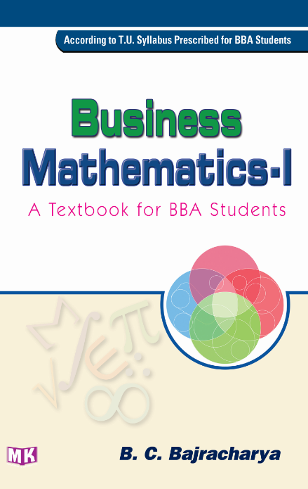 Business Mathematics (Grade XII) – M K  Publishers and