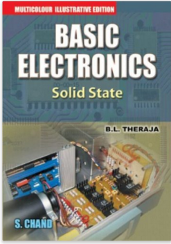 Basic Electronics (Solid State) In Multi Color Edition – M K